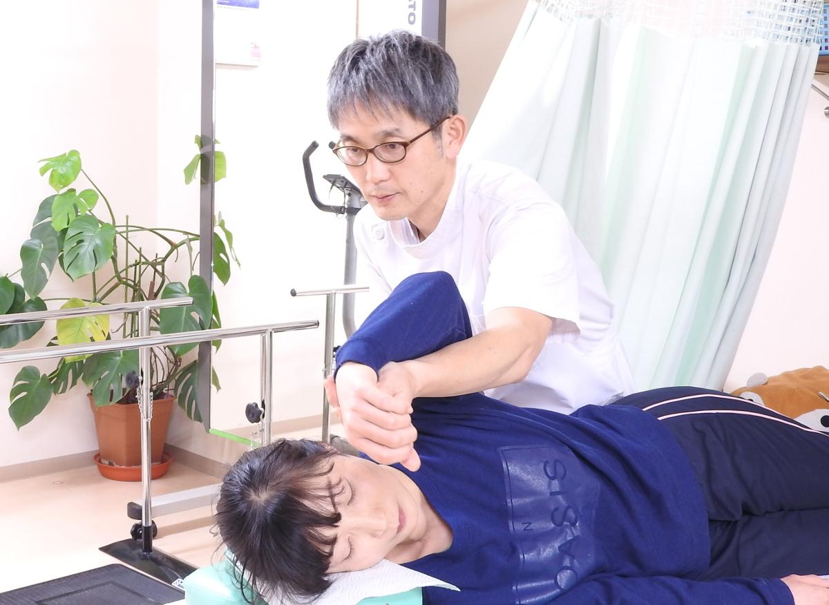 筋膜自律神経療法